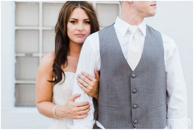 Elegant Rustic Wedding by Amber Elaine Photography - 011