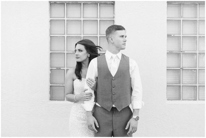 Elegant Rustic Wedding by Amber Elaine Photography - 012
