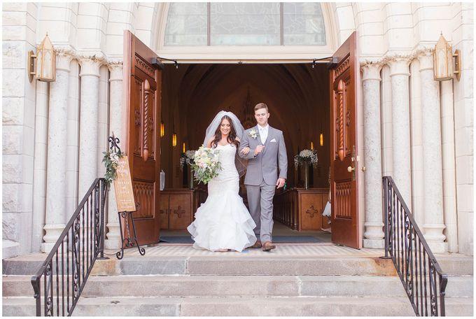 Elegant Rustic Wedding by Amber Elaine Photography - 013