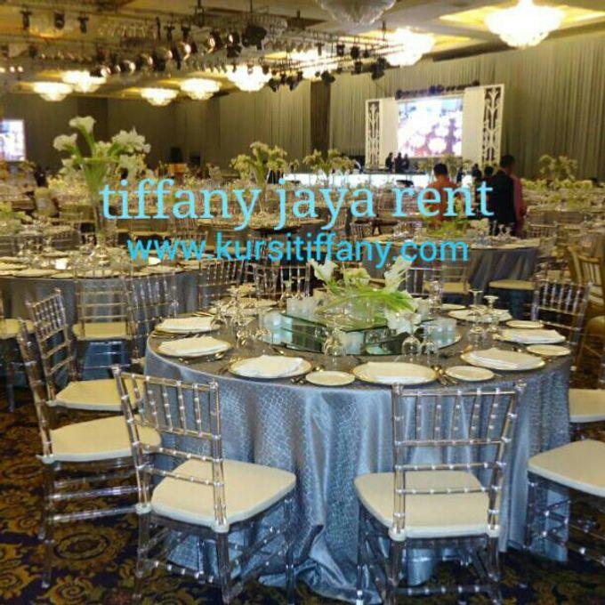 Tiffany Chair by TIFFANY JAYA RENT-KURSI TIFFANY - 001