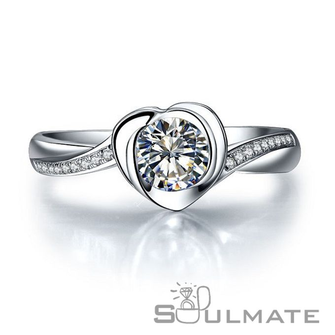 Solitaire Series by Cincin Soulmate - 018