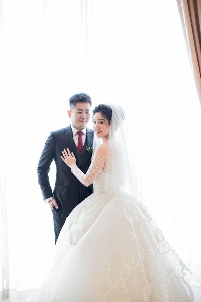 Grace Wedding. Natural & Korean Style Make Up by Marsia Yulia Signature. Natural and Korean Make Up Specialist. - 004