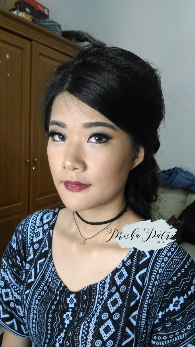 PROFESSIONAL MAKEUP CLASS by Priska Patricia Makeup - 013