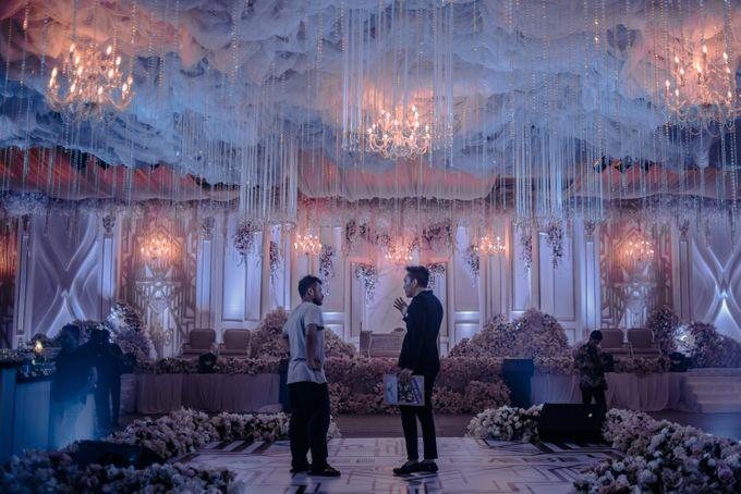 Wedding Of Azmi & Rabi'ah by The Great Larasati - 008