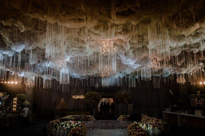 Wedding Of Azmi & Rabi'ah by The Great Larasati - 011