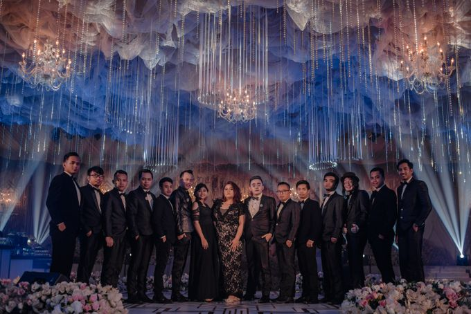 Wedding Of Azmi & Rabi'ah by The Great Larasati - 013