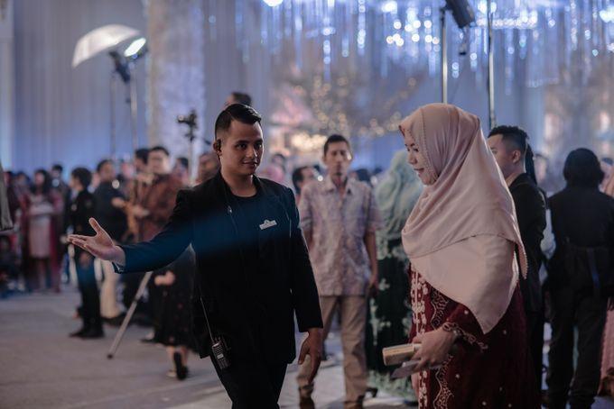 Wedding Of Azmi & Rabi'ah by The Great Larasati - 022