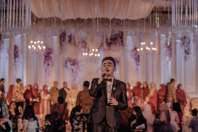 Wedding Of Azmi & Rabi'ah by The Great Larasati - 023