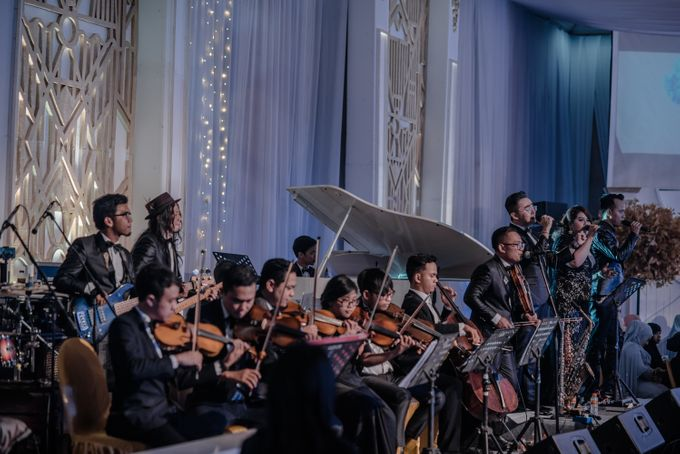 Wedding Of Azmi & Rabi'ah by The Great Larasati - 025