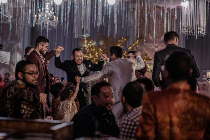 Wedding Of Azmi & Rabi'ah by The Great Larasati - 028