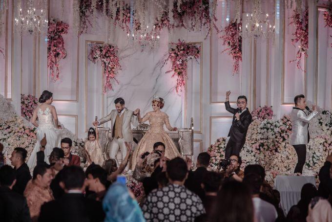 Wedding Of Azmi & Rabi'ah by The Great Larasati - 030