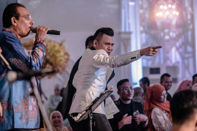 Wedding Of Azmi & Rabi'ah by The Great Larasati - 031