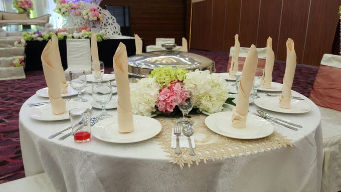 Wedding Reception by Sri Munura Catering Services - 020