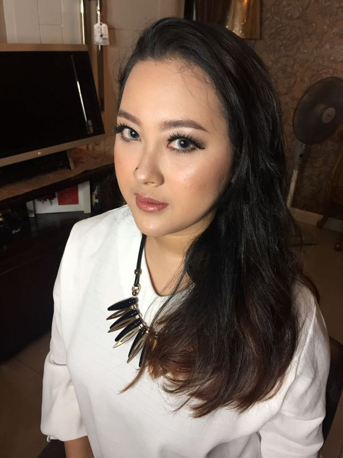 Private Makeup Class for Evien by Ira Makeup Artist - 004