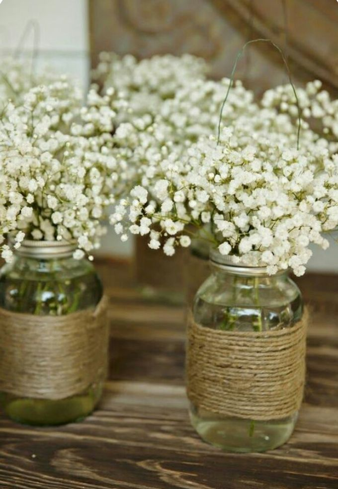 All Things Baby's Breath by Dorcas Floral - 010