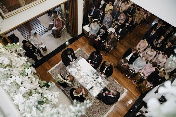 A WEDDING AT PONDOK INDAH by AIRY - 010