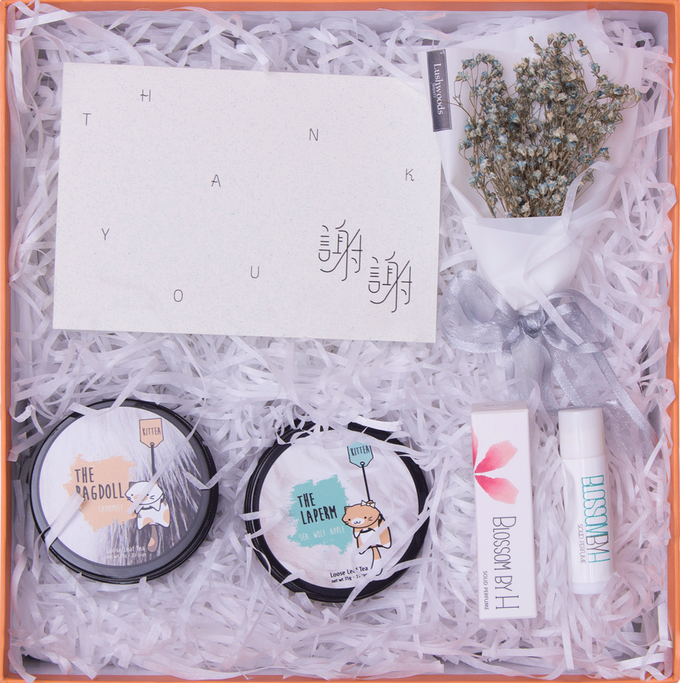 Giv Giv Gift Boxes - Curated for Bridesmaids by Giv Giv - 003
