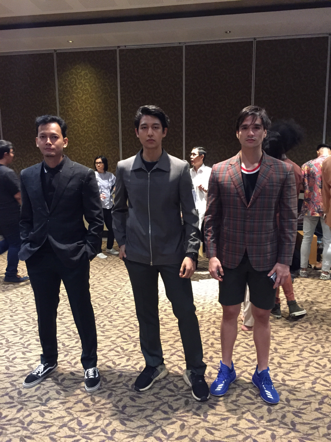Plaza Indonesia Men Fashion Week Audition by The Beauty Tailor - 003
