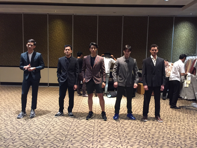 Plaza Indonesia Men Fashion Week Audition by The Beauty Tailor - 004