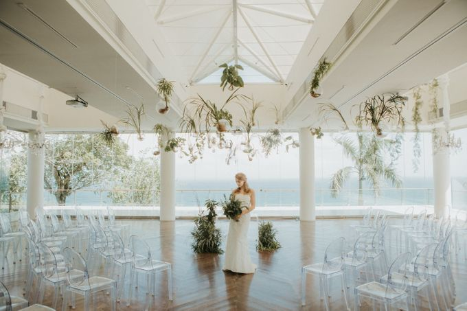 Environmental Friendly Concept Wedding decoration theme by Tirtha Bali - 013