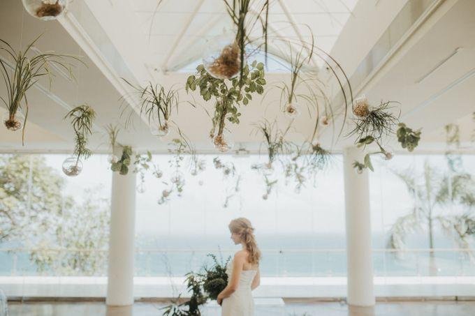 Environmental Friendly Concept Wedding decoration theme by Tirtha Bali - 014