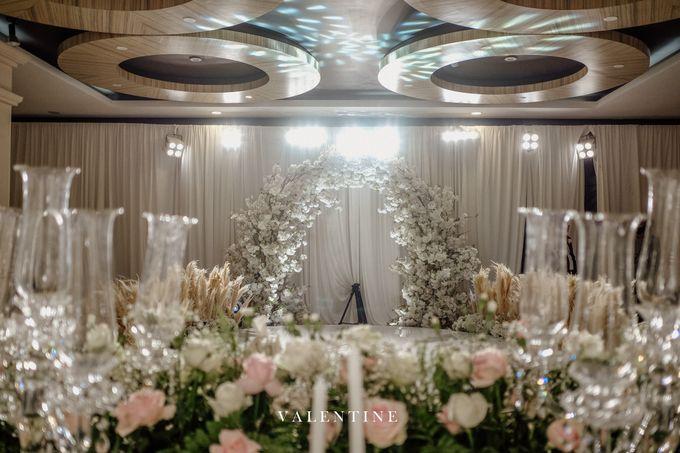 Edward & Ria Wedding Decoration by Valentine Wedding Decoration - 035