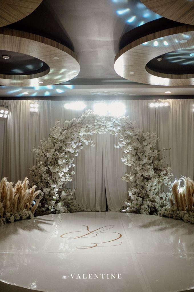 Edward & Ria Wedding Decoration by Valentine Wedding Decoration - 032