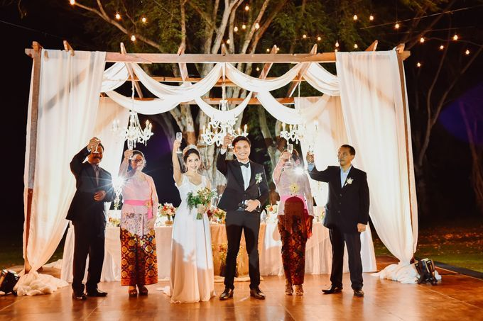 Surya and Grace Wedding by Sector Restaurant | Lounge and Event House - 013