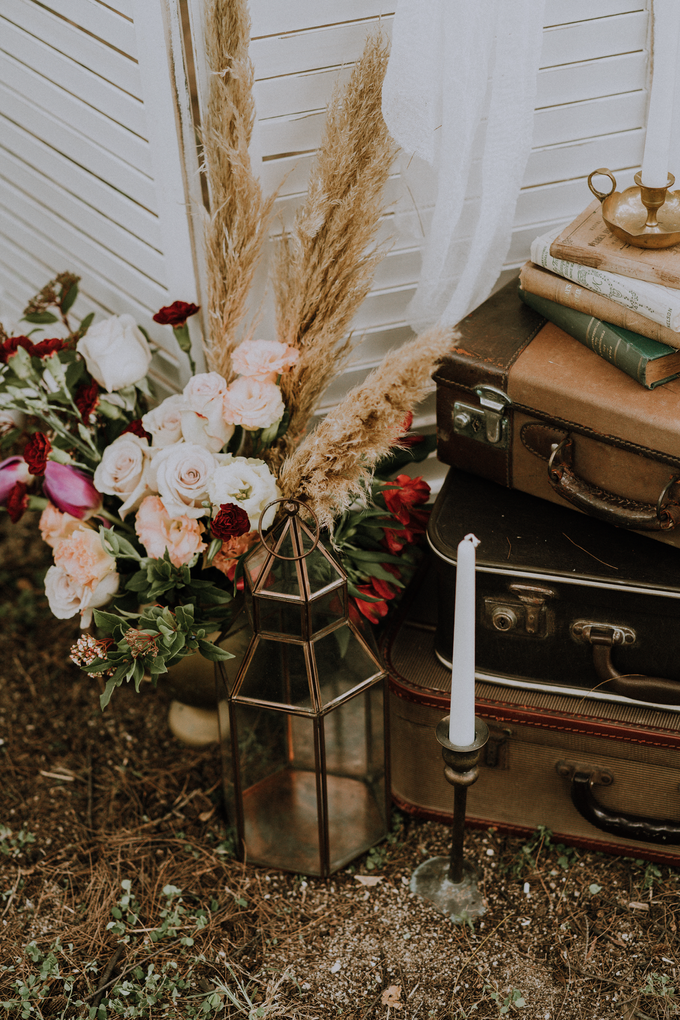 Vintage Romance by The Dessert Party - 004