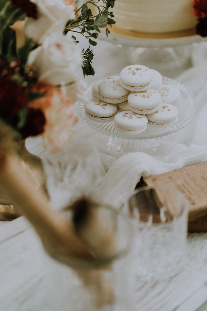 Vintage Romance by The Dessert Party - 011