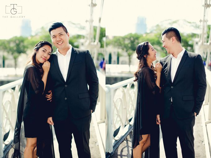 Billy and Anna Engagement Shoot by The Gallery Photo - 019