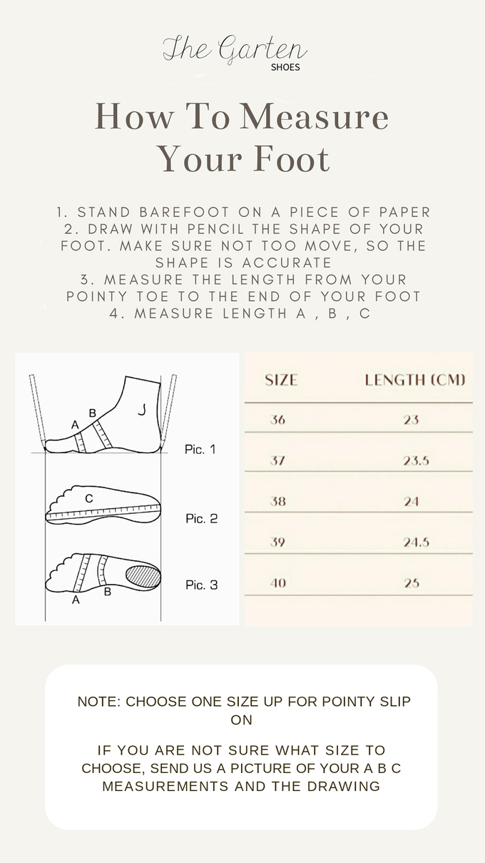Price & Location by The Garten Shoes - 002