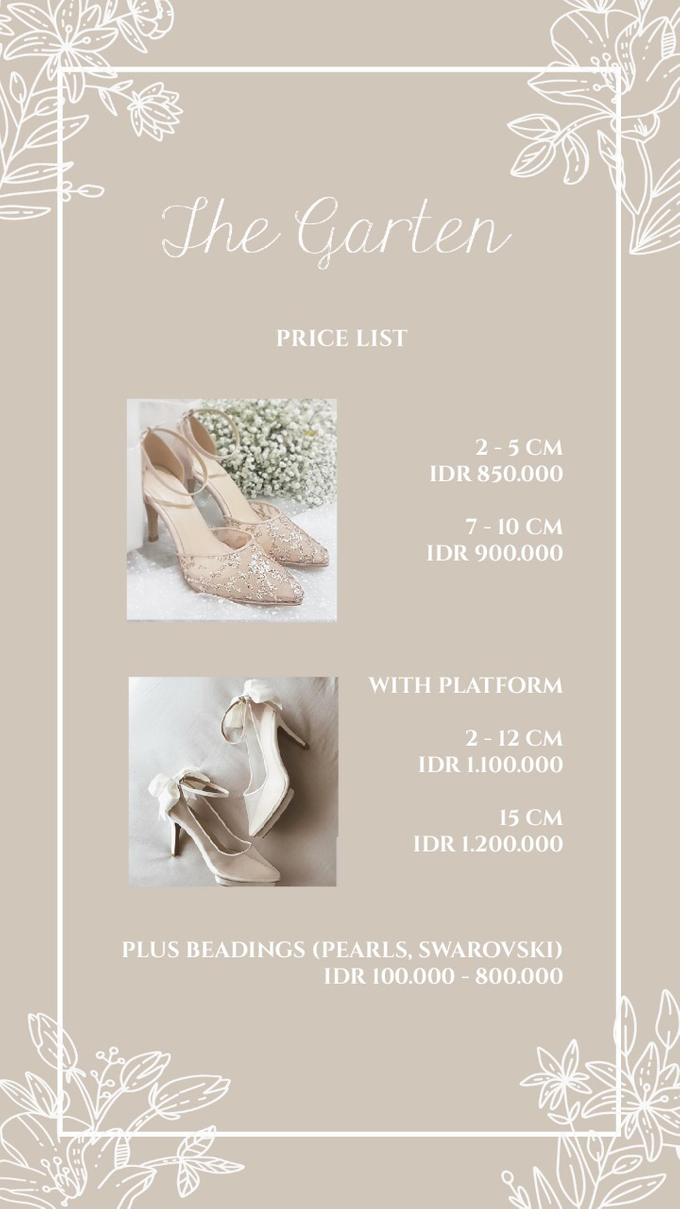 Price & Location by The Garten Shoes - 001