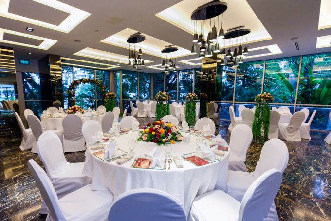 Garden of Love - Weddings in the Park by Hotel Fort Canning - 015