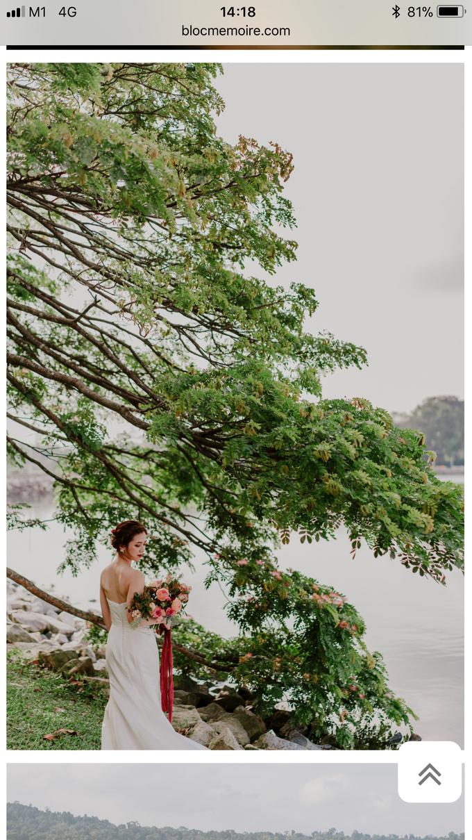 Prewedding of Eryn & Seng by The Glow BeautyBar - 004