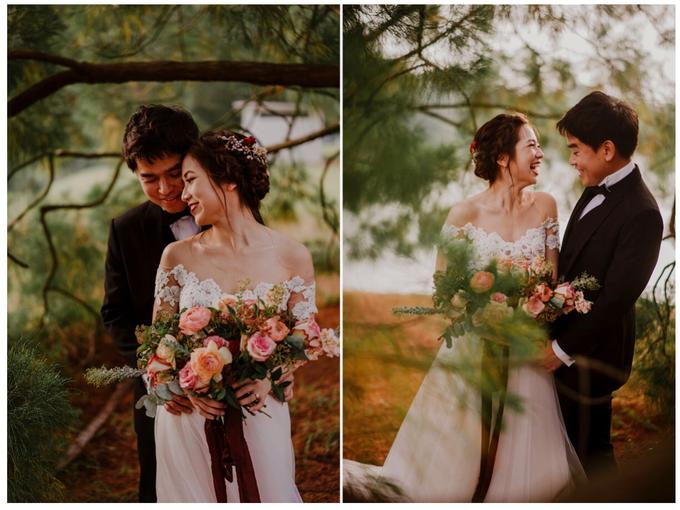 Prewedding of Eryn & Seng by The Glow BeautyBar - 002