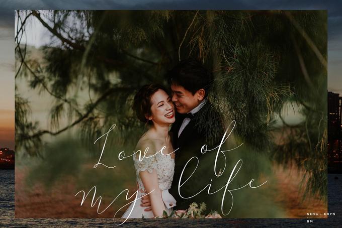 Prewedding of Eryn & Seng by The Glow BeautyBar - 001