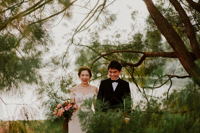 Prewedding of Eryn & Seng by The Glow BeautyBar - 003