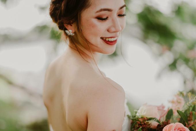 Prewedding of Eryn & Seng by The Glow BeautyBar - 011