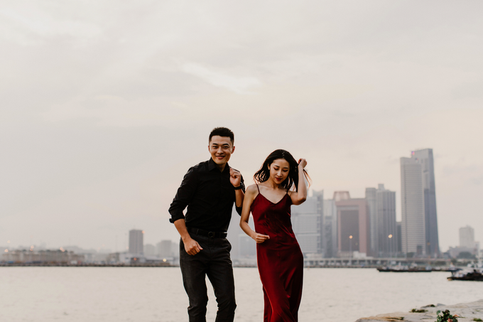 Kelly's Pre-wedding by Bloc Memoire Photography - 005