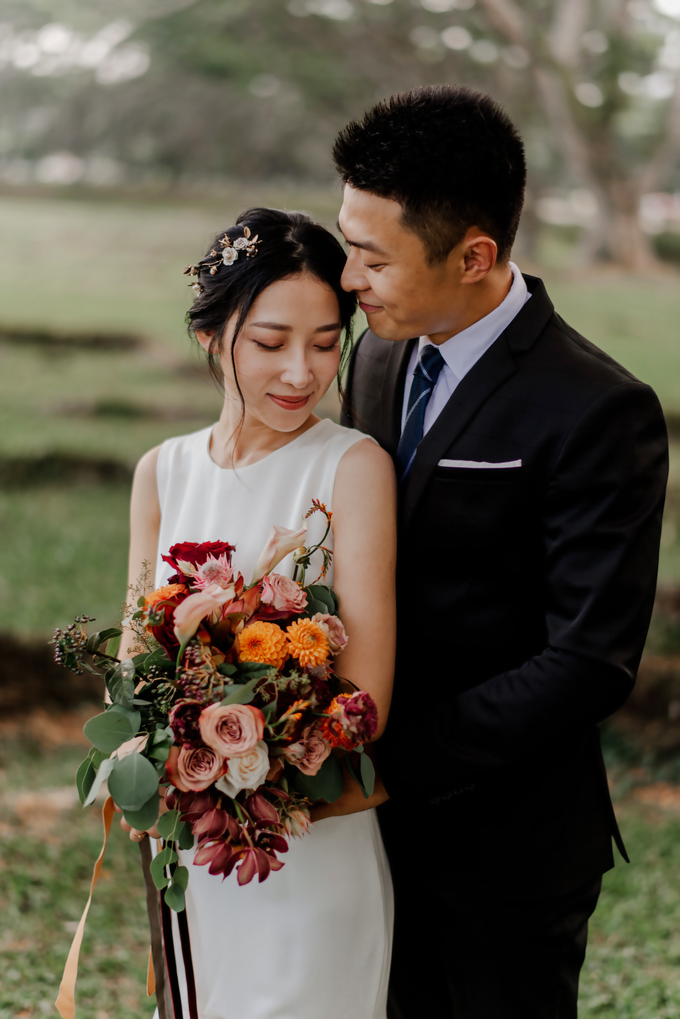 Kelly's Pre-wedding by Bloc Memoire Photography - 006