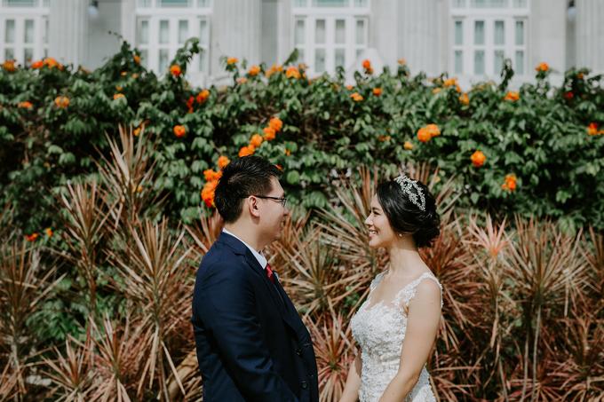 Siaw Fun's wedding by The Glow BeautyBar - 007