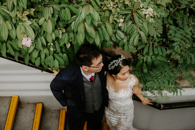 Siaw Fun's wedding by The Glow BeautyBar - 008