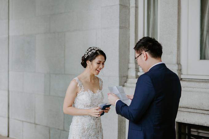 Siaw Fun's wedding by The Glow BeautyBar - 013