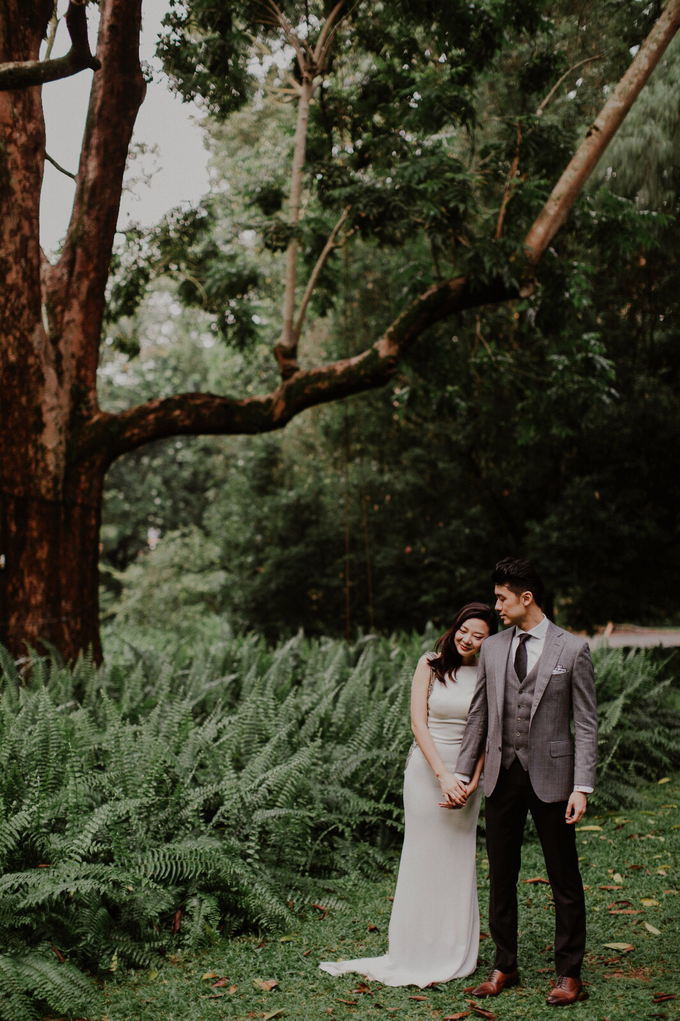 Olivia's Pre-wedding  by Bloc Memoire Photography - 006