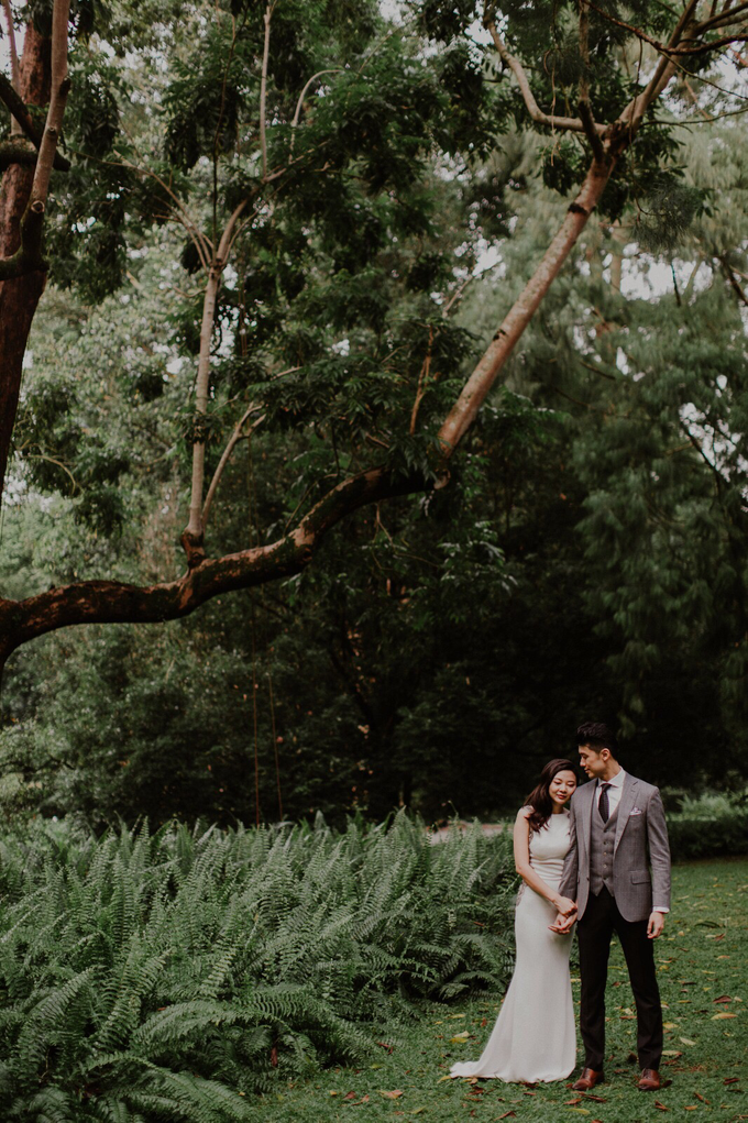 Olivia's Pre-wedding  by Bloc Memoire Photography - 007