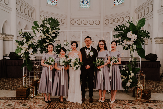Olivia's Wedding by Bloc Memoire Photography - 001
