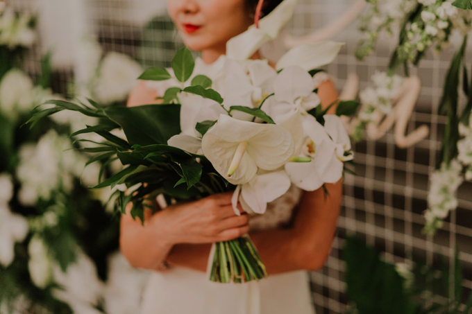 Olivia's Wedding by Bloc Memoire Photography - 002