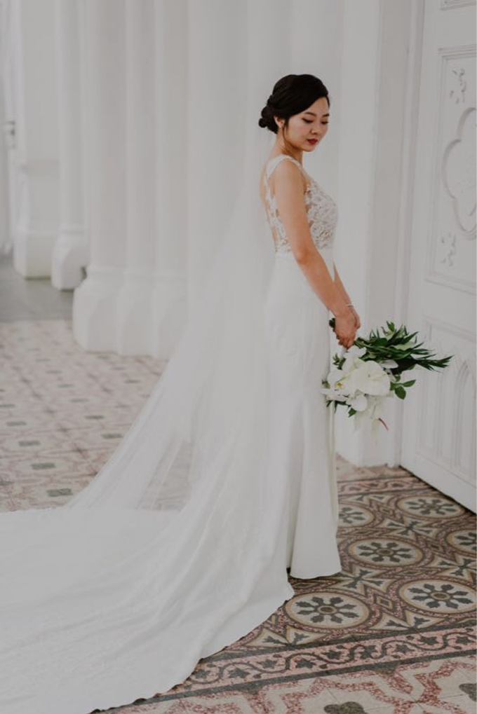 Olivia's Wedding by Bloc Memoire Photography - 005