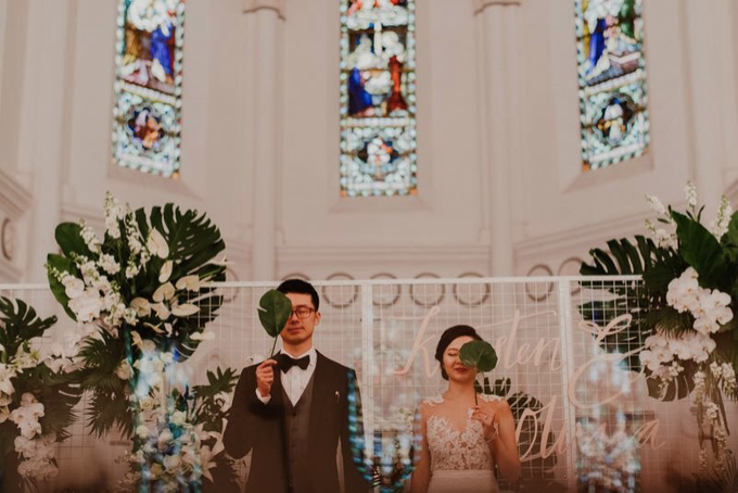 Olivia's Wedding by Bloc Memoire Photography - 006